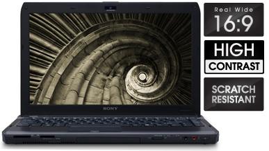 Ноутбук Sony Vaio S серии